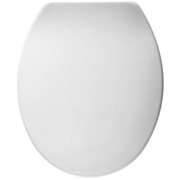 Siège WC Fynn Handson synthétique blanc