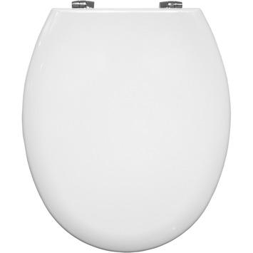 Abattant WC New York Bemis STA-TITE® MDF blanc soft-close