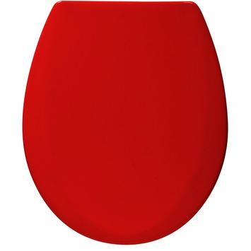 Siège WC Oliv Handson synthétique rouge