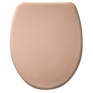 Siège WC Usko Handson soft-close détachable synthétique pergame