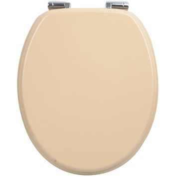 Siège WC Antero Handson soft-close MDF beige uni