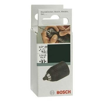 "Mandrin à serrage rapide Bosch 2-13 mm 1/2"""