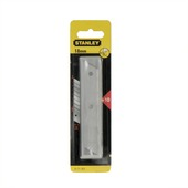 Lame de cutter 0-11-301 Stanley 18 mm 10 pièces