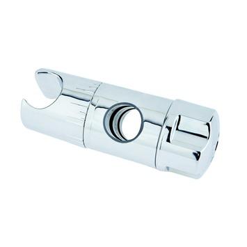Mécanisme à glisser universel 19 mm chromé