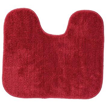 tapis de toilette doux sealskin 45x50 cm rouge tapis. Black Bedroom Furniture Sets. Home Design Ideas