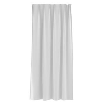 Rideau ruban fronceur GAMMA transparent 1151 ecru 1151 140x180 cm