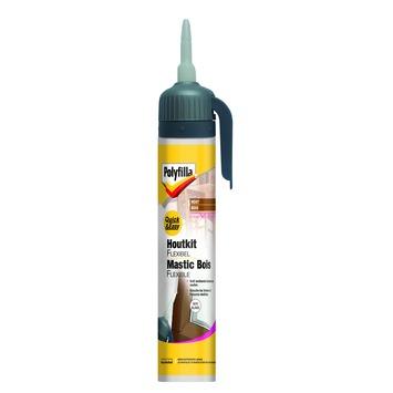Polyfilla Quick & Easy houtkit flexibel wit 200 ml