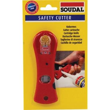 Soudal Safety Cutter kokermes