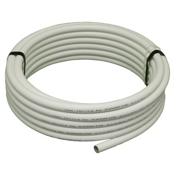 Conduite multicouche Levica Superpipe ø20-2 mm 5 m blanc