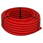 Conduite multicouche flexible Levica Superpipe ø16-2 mm 15 m rouge