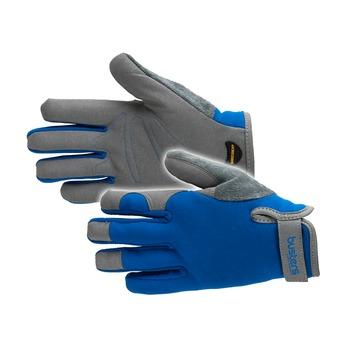 Gants de jardin Allround Busters bleu L/XL