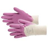 Busters tuinhandschoen Pastel Grip roze S