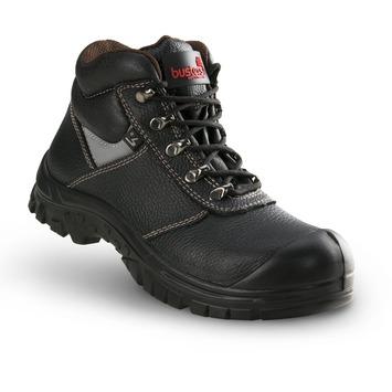 Werkschoenen Kopen Gamma.Busters Werkschoen Builder Hoog Zwart 43 Werkschoenen Werklaarzen
