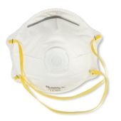 Busters fijnstofmasker met ventiel FFP1 2 stuks