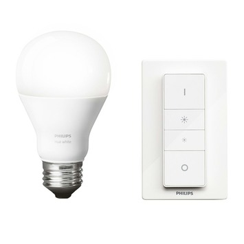 Philips Hue Wireless Dimming Kit Met Hue White Led Lamp E27 En