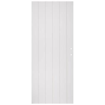 Porte intérieure Fermette CanDo blanc 201,5x83 cm