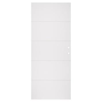CanDo binnendeur Modern deurblad wit 201,5x83 cm