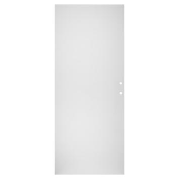 Porte intérieure Board CanDo blanc 201,5x83 cm