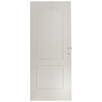 OK binnendeur Montreal wit met slot 201,5x73 cm