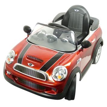 Mini Cooper sur accu pour enfants