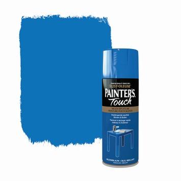 Rust-Oleum Painter's Touch spuitlak hoogglans helderblauw 400 ml