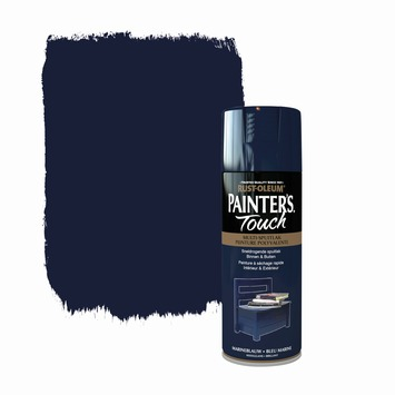 Rust-Oleum Painter's Touch spuitlak hoogglans marineblauw 400 ml