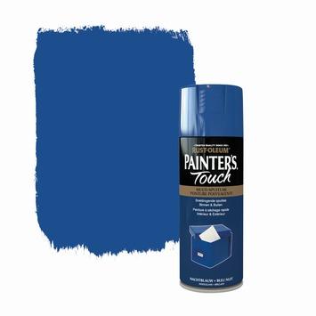Rust-Oleum Painter's Touch spuitlak hoogglans diepblauw 400 ml