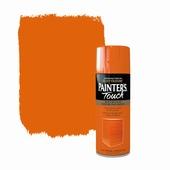 Rust-Oleum Painter's Touch spuitlak hoogglans oranje 400 ml