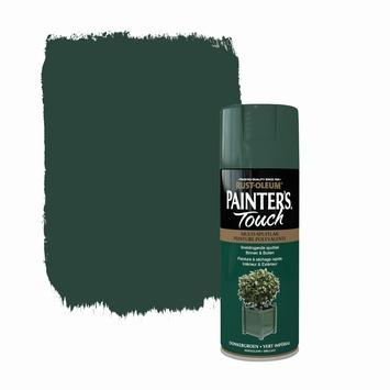 Rust-Oleum Painter's Touch spuitlak zijdeglans donkergroen 400 ml