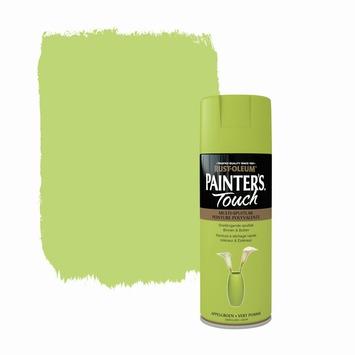 Rust-Oleum Painter's Touch spuitlak zijdeglans appelgroen 400 ml