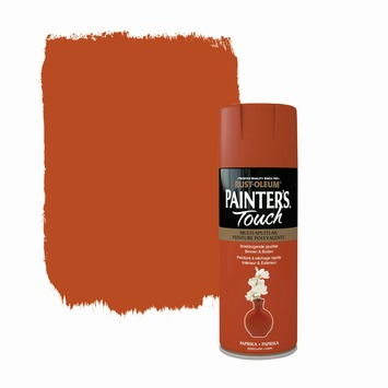 Rust-Oleum Painter's Touch spuitlak zijdeglans paprika 400 ml