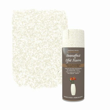 Rust-Oleum spuitlak steeneffect mat heldere steen 400 ml