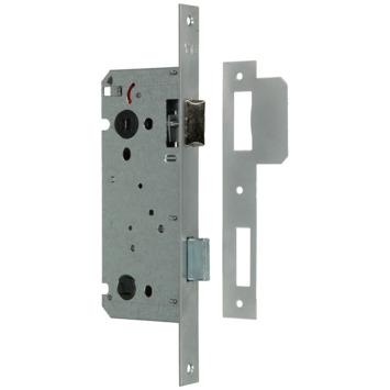 Yale insteekslot badkamerslot/wc-slot A1353 links/rechts Doorn 50mm PC 116mm