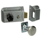 Lançant de sécurité à appliquer Yale B3821 60 mm gauche/droite