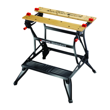 Établi Workmate Black&Decker WM626-XJ