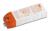 Transformateur électronique 12V Profile pour LED 5 - 55 W et halogène 20 - 105 W