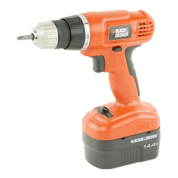 Black+Decker accuboormachine EPC14CABK-QW 14,4 V