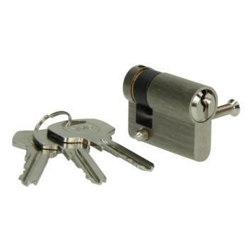 Deurcilinder Yale K4400 Standard Security 10/30 mm nikkel