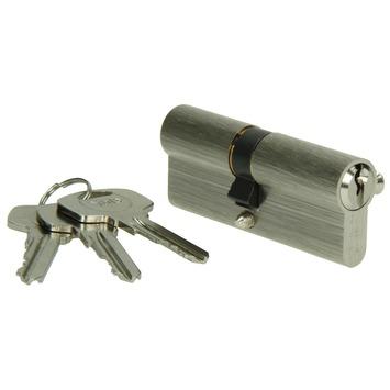 Deurcilinder Yale 500 Standard Security 35/40 mm nikkel