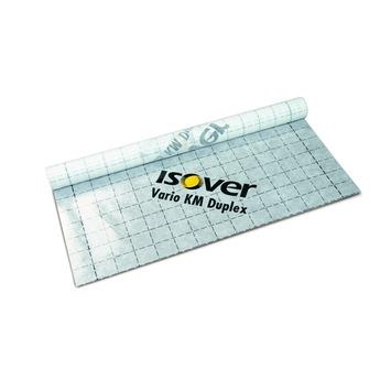 Isover Vario km duplex lucht/dampscherm 60 m² 40x1,5 m (enkel in de webshop te koop)