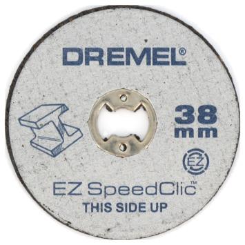 Dremel Metaal Multiset S456JC speedclic 5 stuks