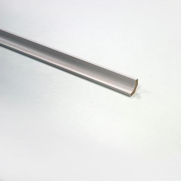 Hollat peer wit 22x22 mm 260 cm