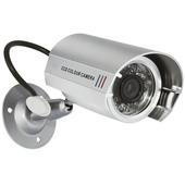 Caméra factice CS22D Smartwares aluminium