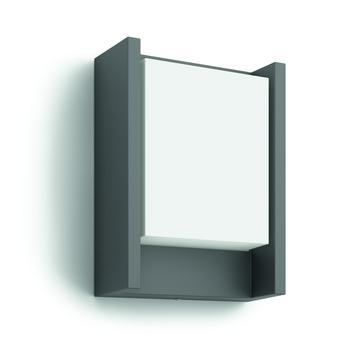 Applique extérieure LED Arbour Philips myGarden gris anthracite