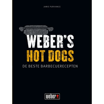 "Receptenboek NL ""Weber's hot dogs"""