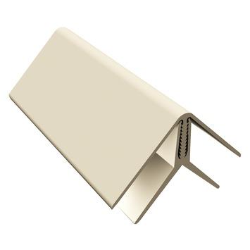 Profilé d'angle intérieur/extérieur Durasid RAL1015 250 cm
