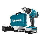 Perceuse-visseuse sans fil Makita DF457DWE 18 V Li-ion