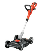 Coupe-bordures 3-en-1 Black & Decker 18V Li-ion 20 cm
