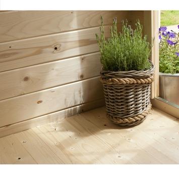 Plancher pour abri de jardin  272x172 cm