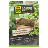 Activateur compost Compo Bio 1,8 kg